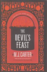 The Devil's Feast by M J  Carter